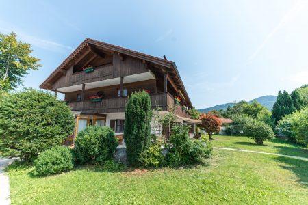 Ferienwohnungen am Klosteranger Haus von außen